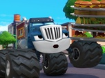 Replay Crusher le serveur - Blaze et les Monster Machines