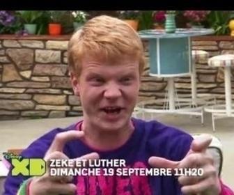 Replay Zeke et Luther - Nouvelle Saison sur Disney XD -Interruption