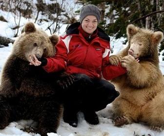 Poivre et Sel, deux oursons en Arctique replay