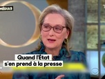 Replay 20h Médias - Pentagon Papers de Spielberg anti-Trump ?