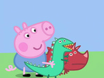 Replay Les dinosaures - Peppa Pig