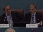 Replay Football - Il ne fait plus aucun doute, Platini va annoncer sa candidature à la présidence de la FIFA