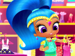 Replay Shimmer & Shine - Un dressing de poupées - Shimmer et Shine