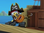 Replay Barbe Roue, le pirate - Blaze et les Monster Machines