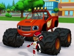 Replay Le grand looping - Blaze et les Monster Machines