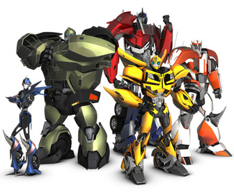 Transformers Prime replay