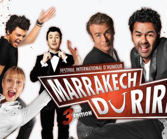 Jamel et ses amis au Marrakech du Rire replay