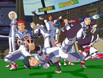 Replay Galactik Football