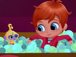 Replay Shimmer & Shine - La machine-perroquet - Shimmer et Shine