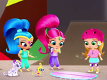 Replay Shimmer & Shine - La compétition de skateboard - Shimmer et Shine