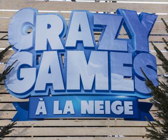 Les Crazy Games à la neige replay