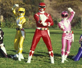Power Rangers replay