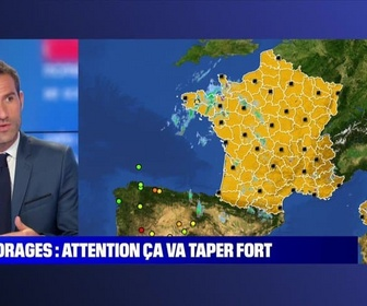 Replay BFM story - Story 7 : Les orages vont taper fort - 16/06