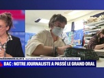 Replay BFM story - Story 5 : Bac, notre journaliste a passé le grand oral - 23/06