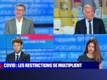 Replay BFM story - Story 1 : Covid, les restrictions se multiplient - 22/07