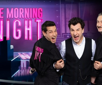 Replay Le Morning Night - carte blanche