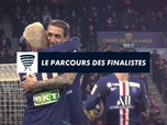 Replay Football - Le parcours des finalistes : Coupe de la Ligue BKT