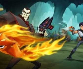 Replay Slugterra - S3 E9 : La chasse au monstre
