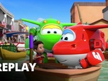 Replay Super Wings - Le marché flottant