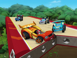 Replay Les voitures de course - Blaze et les Monster Machines