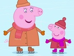 Replay Le patin à glace   Peppa Pig
