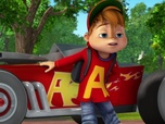 Replay La voiture d'Alvin - Alvinnn!!! et les Chipmunks