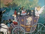 Replay Alice au pays des merveilles - episode 09 les corneilles de la forêt sans nom