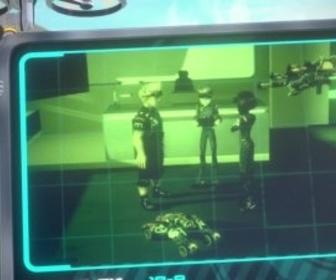 Replay Team Dronix - S1 E6 : Enfermés !