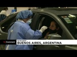 Replay Tests anti-Covid en Drive-in à Buenos Aires