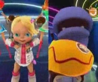 Replay Bébé lilly - dans l'espace
