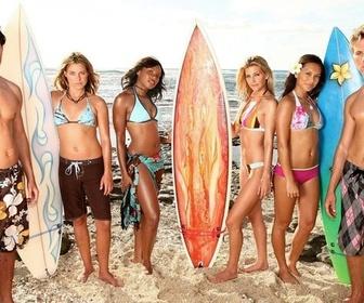Makaha surf replay