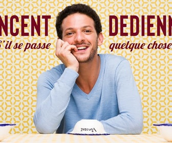 Replay Vincent Dedienne : S'il se passe quelque chose - Spectacle