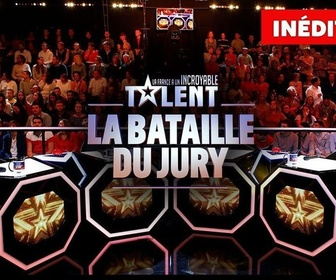 Replay La France a un incroyable talent - la bataille du jury - Emission 4