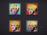 Replay A Musée Vous, A Musée Moi - Shot Marylyns, Andy Warhol (3/3)