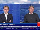 Replay 60 minutes Business - Stellantis regroupe 14 marques - 04/01