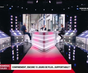 Replay Les Grandes Gueules - Lundi 30 Mars 2020 09h/10h