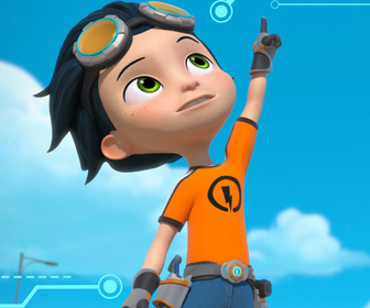 Rusty Rivets, inventeur en herbe replay