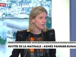 Replay L'interview d'Agnès Panier-Runacher
