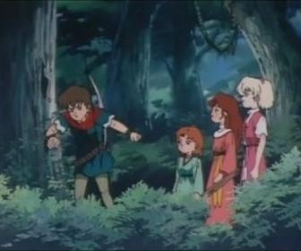 Replay Aventures de robin des bois (les) - episode 30 - vf