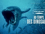 Replay Science grand format - Au temps des dinosaures