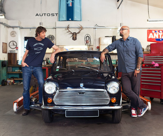 Wheeler Dealers France replay