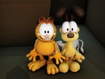 Replay Garfield - S2 E46 : Maison folle