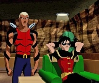 Replay Young Justice - S1 E11 : Les jumeaux Terror