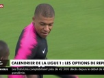 Replay Football - Calendrier : Les différentes options de reprise : Ligue 1 Conforama