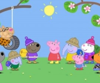 Replay Peppa Pig - S5 E18 : La péniche