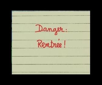 Replay Tom-Tom et Nana - Danger : rentrée !