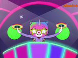 Replay Arc-en-ciel, Papillon, Licorne, Chaton - MC Felicity