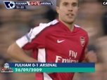 Replay Football - Top 5 de Robin Van Persie avec Arsenal : Rétro Premier League