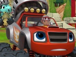 Replay Territoires barbares - Blaze et les Monster Machines