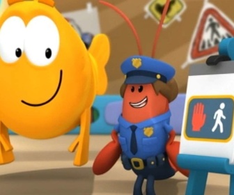 Replay Bubulle Guppies - L'agent de police